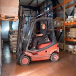 livraison avec une logistique rapide et précise